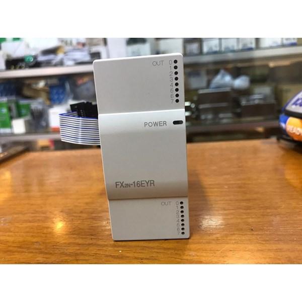 PLC FX2N 16EYR ES US MITSUBISHI