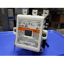 AC Contactor Fuji Electric/ Jual Contactor Fuji SC-N 4