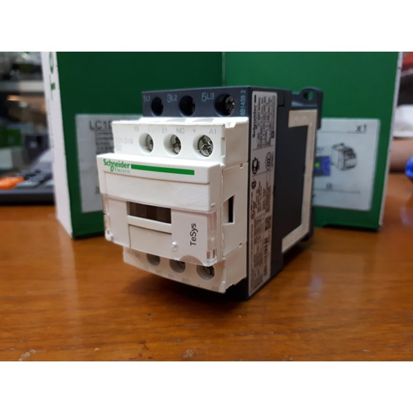 DC Contactor Schneider Electric LC1D18GB