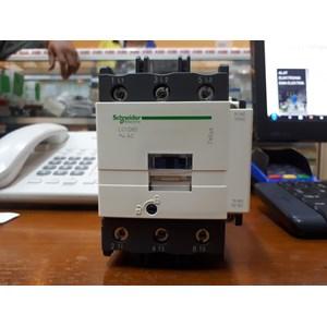 AC Contactor Schneider / Contactor  LC1D80F7 Schneider