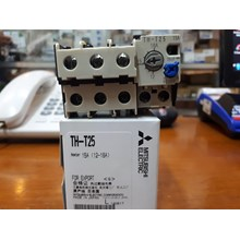 Thermal Overload Relay TH- T25 Mitsubishi