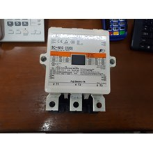 Contactor SC N10 Fuji Electric