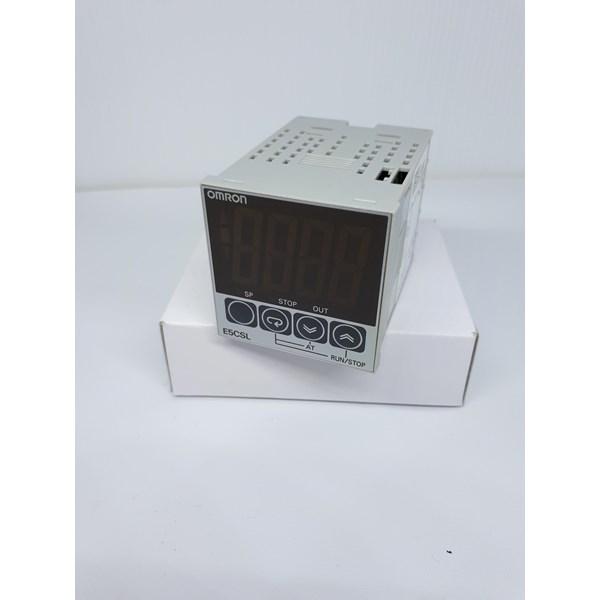 Temperatur Kontrol E5CSL RTC Omron