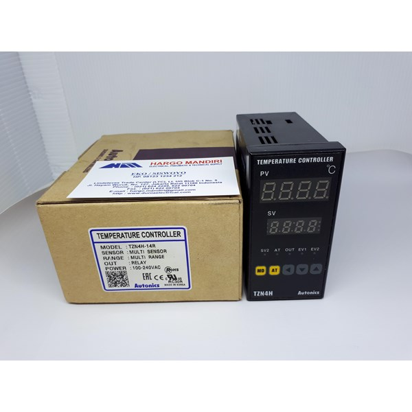 Temperature Control Switches Autonics /  Jual Temperatur Autonics Murah TZN4H