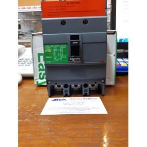 Mold Case Circuit Breaker EZC 250N Schneider