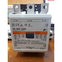 Jual MAGNETIC CONTACTOR SC-N10 FUJI ELECTRIC 2