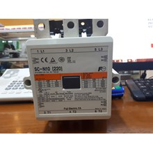 Magnetic Contactor SC-N10 Fuji Electric