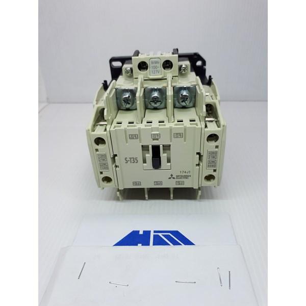 Contactor S T35 110V Mitsubishi
