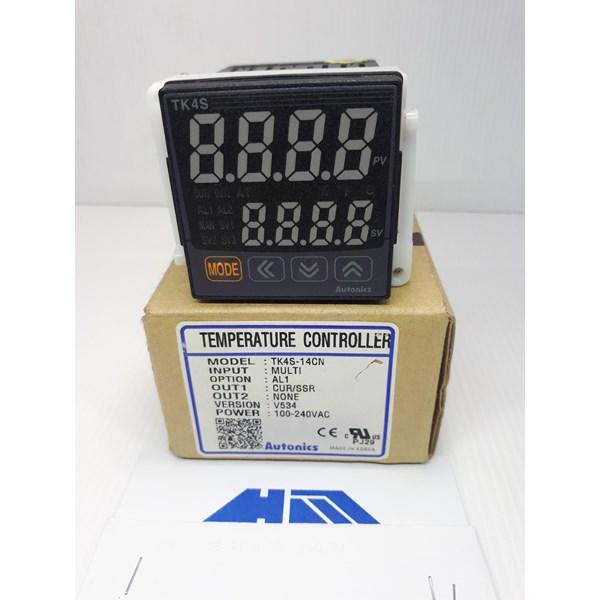 TEMPERATURE CONTROLLER TK4S 14CN Autonics