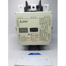 MAGNETIC CONTACTOR S N 150 220V MITSUBISHI