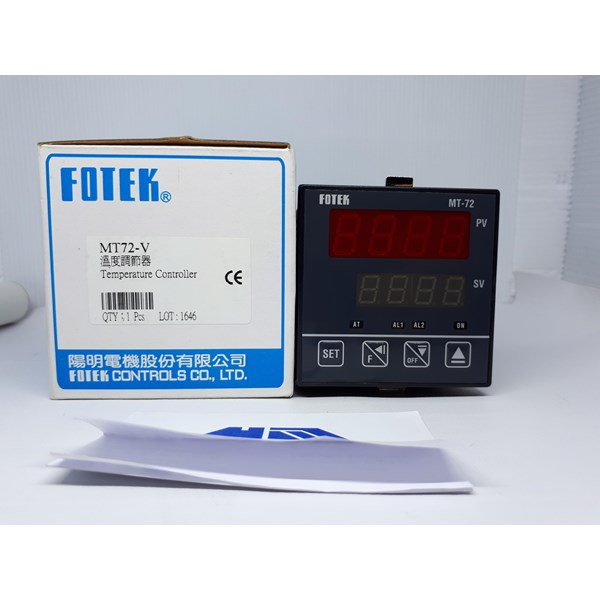 temperature controller  MT72-V fotek