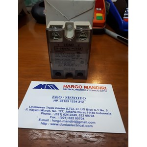 From OMRON SOLID STATE RELAY G3NA-210B  0