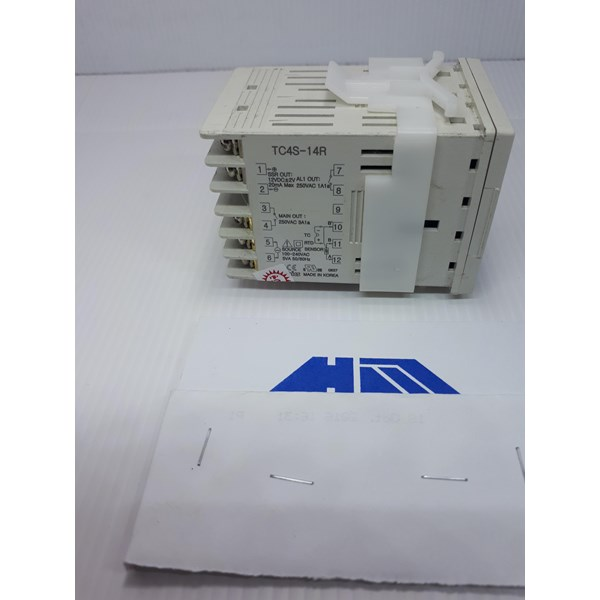 TEMPERATURE CONTROLLER TC4S-14R AUTONICS