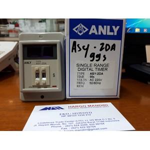 Dari Digital Timer ASY-2DA 220V ANLY 0