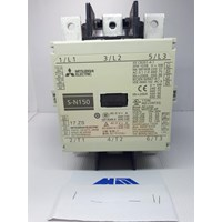 MAGNETIC CONTACTOR S-N150 220V MITSUBISHI