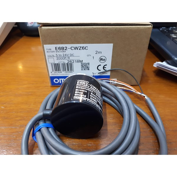 Rotary Switch Encoder E6B2-CWZ6C Omron