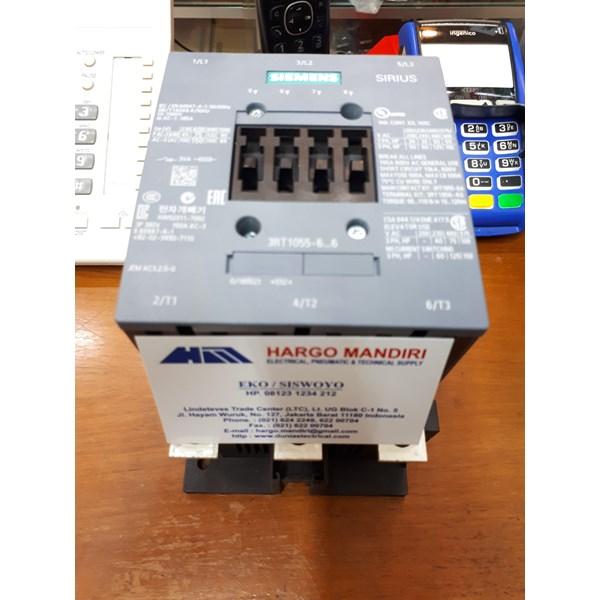 MAGNETIC CONTACTOR AC SIEMENS  3RT1055- 6AP36