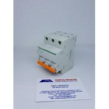Miniature Circuit Breaker Domae Schneider / Jual MCB 3P 16A Schneider