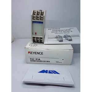 Control Switch Keyence / Control Unit CU-21A Keyence