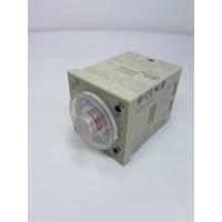 Jual Timer Counter Omron / TImer H3CR-F8N 220V Omron  2