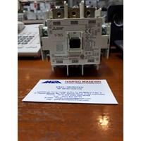 MAGNETIC CONTACTOR AC MITSUBISHI S-T65 380V  1