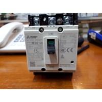 NFB / No Fuse Circuit Breaker NF30-CS 3P 15A Mitsubishi
