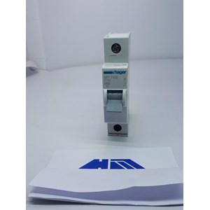 MCB / Miniature Circuit Breaker MY10E 1P 10A Hager