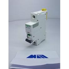 MCB / Miniature Circuit Breaker iC60N 1P 6A Schneider