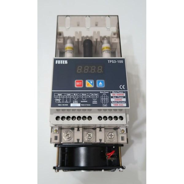 Digital Power Regulator TPS3-100 Fotek