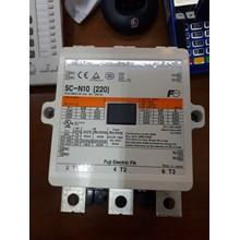 Magnetic Contactor SC-N10 220V  Fuji