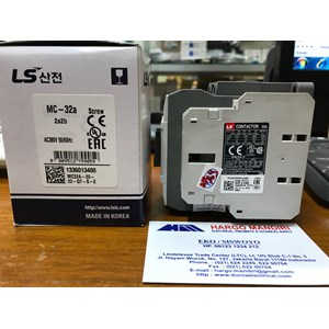 From LS Magnetic Contactor MC-32b 380 V 0