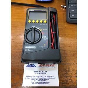 DIGITAL MULTI METER CD800A SANWA