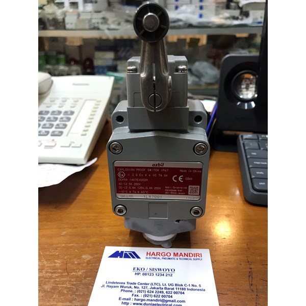 LIMIT SWITCH 1LX7001 AZBIL