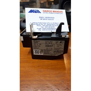 OVERLOAD RELAY TR-N5/3 FUJI ELECTRIC