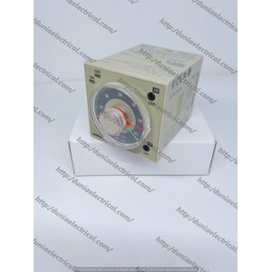 From OMRON TIMER SWITCH H3CR-F8  0