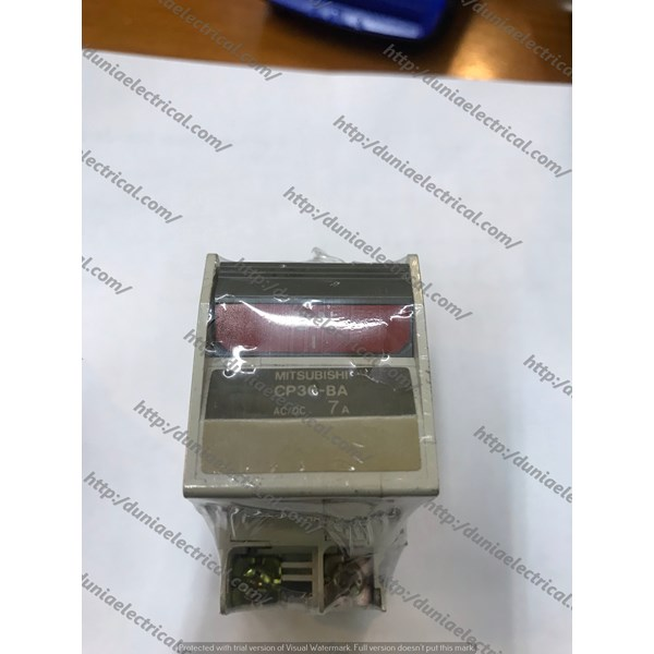 Circuit Protector CP30BA 2P 7A Mitsubishi
