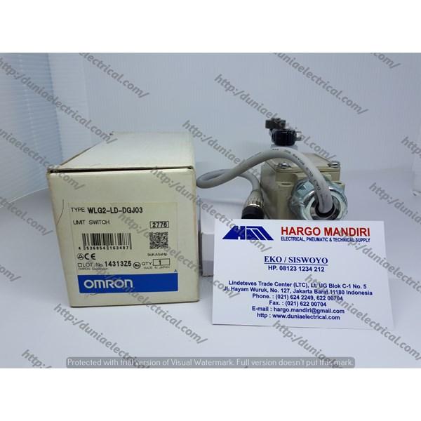 Limit Switch WLG2-LD-DGJ03 Omron