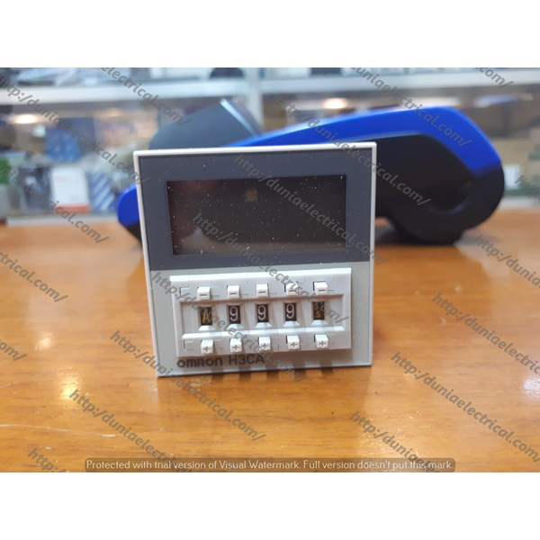 Digital Timer H3CA-A Omron