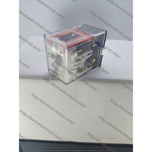 Relay MY4-GS Omron 220V