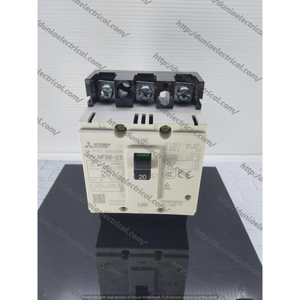 NFB NF30-CS 3P 20A Mitsubishi