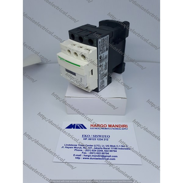 Contactor LC1D09F7 Schneider Electric