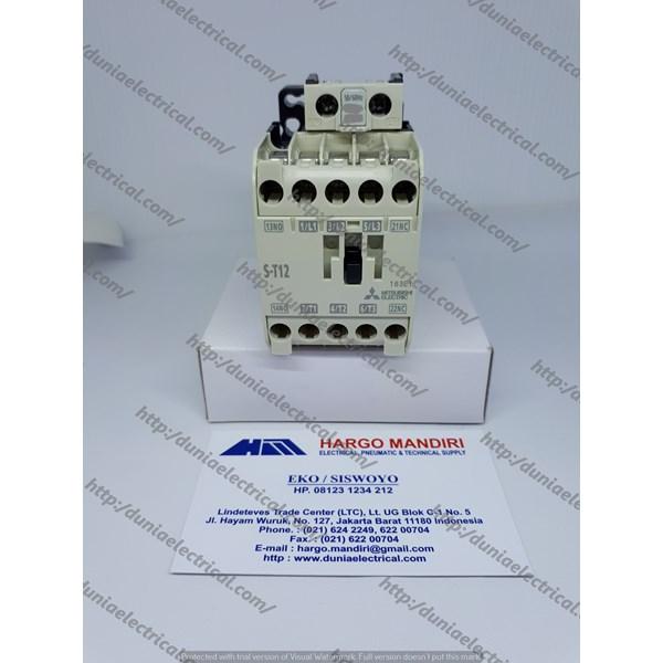 contactor st-12 110v mitsubishi