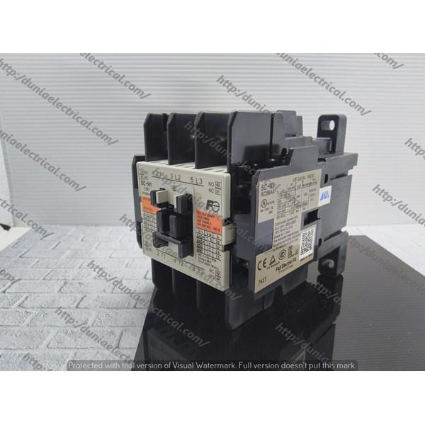 Contactor SC-N1 110V Fuji