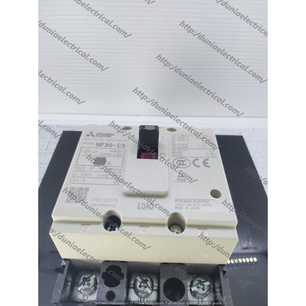 NFB NF30-CS 3P 30A MITSUBISHI