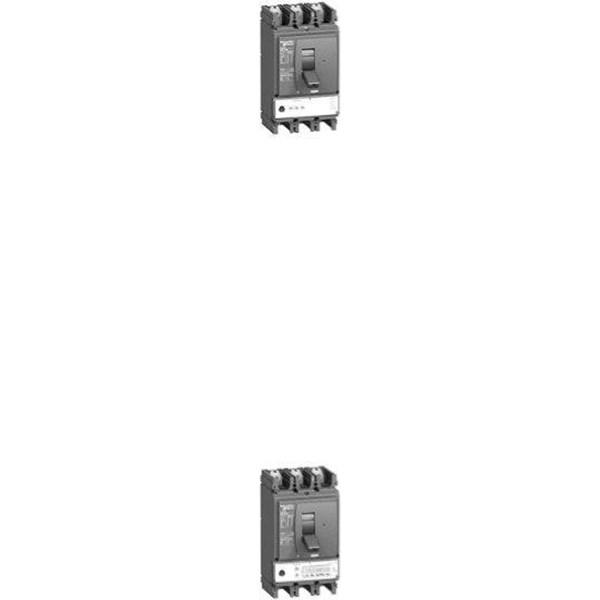 Compact NSX400-630 N-H-S-L