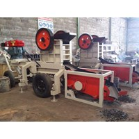 Beli Mesin Stone Crusher Mini Type 4050 4
