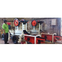 Mesin Stone Crusher Mini Type 4050 1