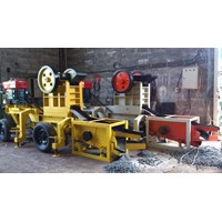 Distributor Mesin Stone Crusher Mini Type 4050 3