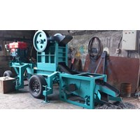 Jual Mesin Stone Crusher Mini Type 4050 2