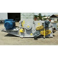 Mesin Drum Wood Chipper 1
